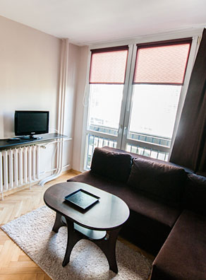 Apartament Rondo ONZ